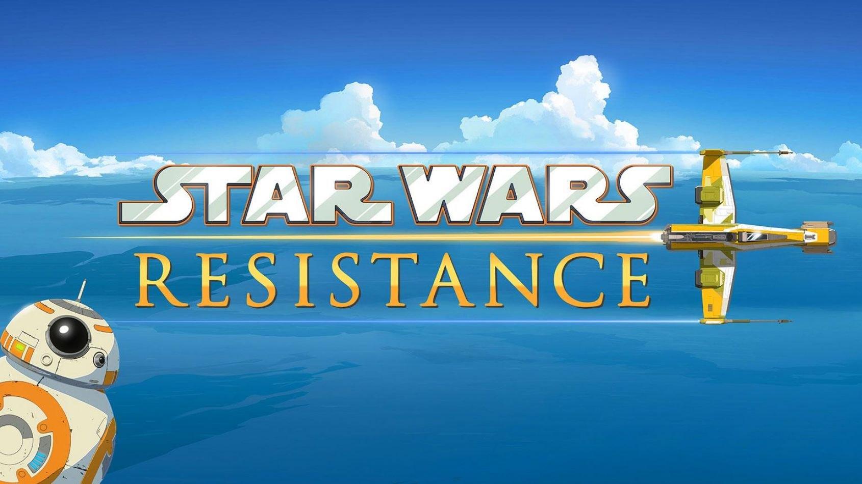 Jim Rash parle de son personnage dans Star Wars Resistance